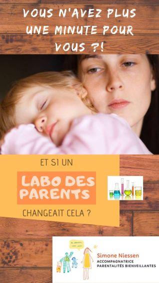 LDP epuisement parental